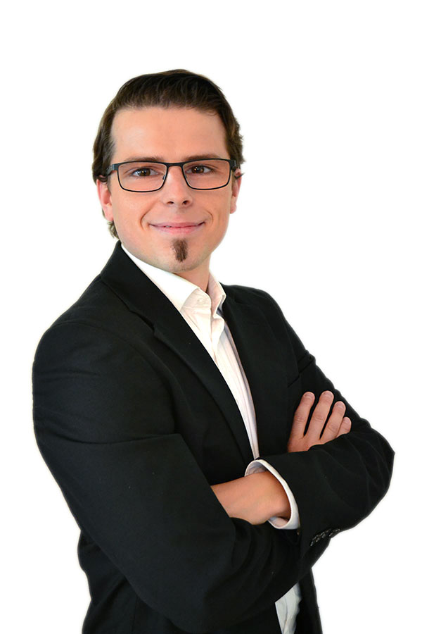 Marco Peter Proximator Portrait